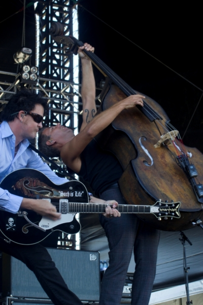Soundwave Perth 2014 by Maree King - The Living End  (1)