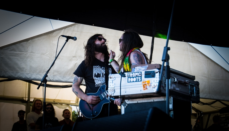 Southbound 2016 - 09 The Bennies (13)