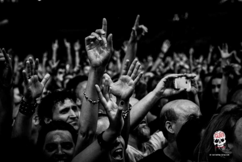 The Dead Daisies European tour 2015 by Katarina Benzova  (10)