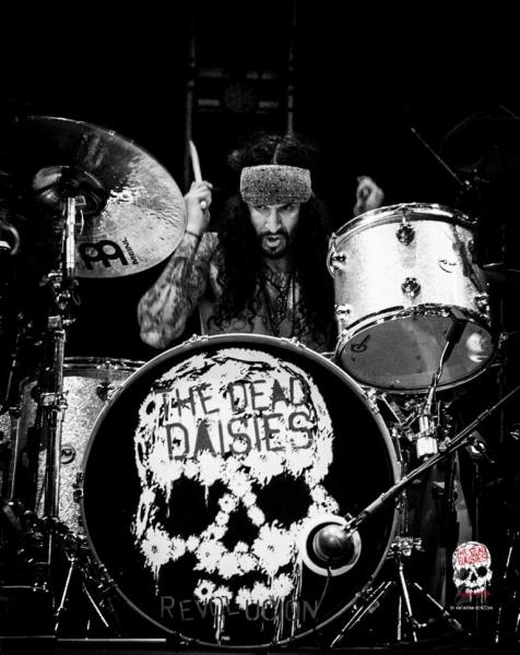 The Dead Daisies European tour 2015 by Katarina Benzova  (9)