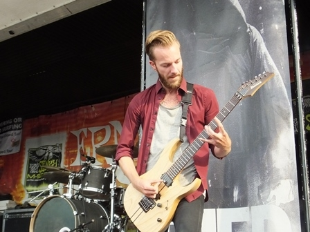 I The Breather Guitar