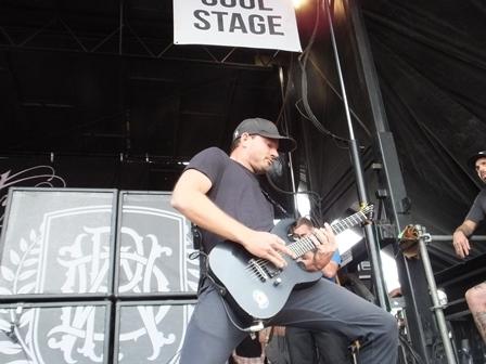 Parkway Drive Guitar