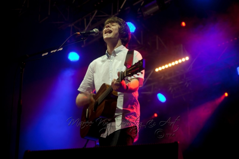 West Coast Blues & Roots 13 Apr 2014 - Jake Bugg  by Maree King  (1)