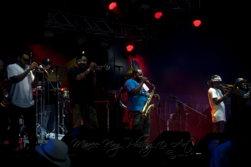 West Coast Blues & Roots 13 Apr 2014 - Soul Rebels by Maree King (2)