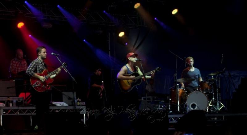 West Coast Blues & Roots 13 Apr 2014 - Boy & Bear by Maree King  (6)