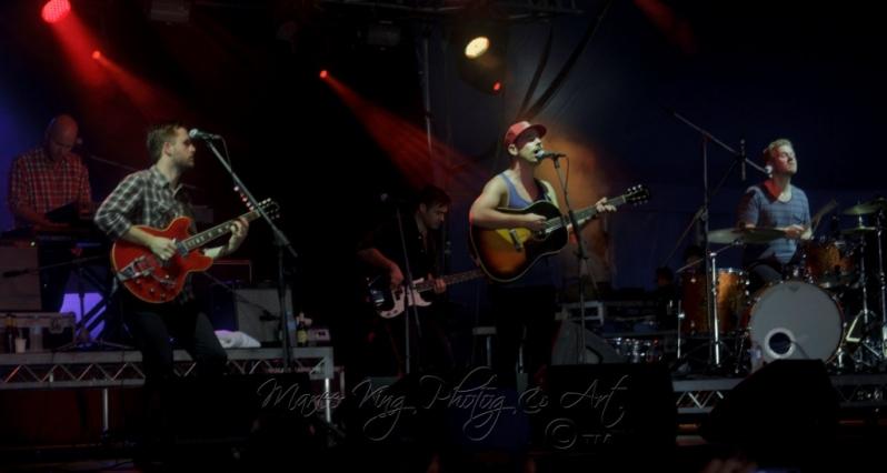 West Coast Blues & Roots 13 Apr 2014 - Boy & Bear by Maree King  (7)