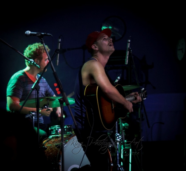West Coast Blues & Roots 13 Apr 2014 - Boy & Bear by Maree King  (8)