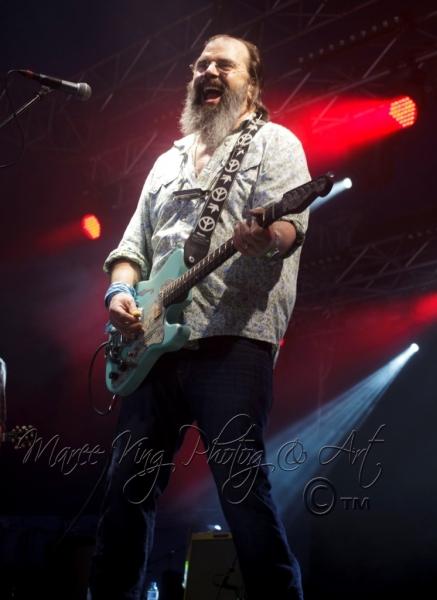 West Coast Blues & Roots 13 Apr 2014 - Steve Earle  by Maree King  (10)