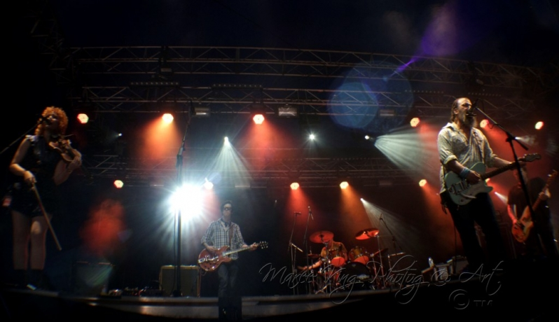 West Coast Blues & Roots 13 Apr 2014 - Steve Earle  by Maree King  (14)