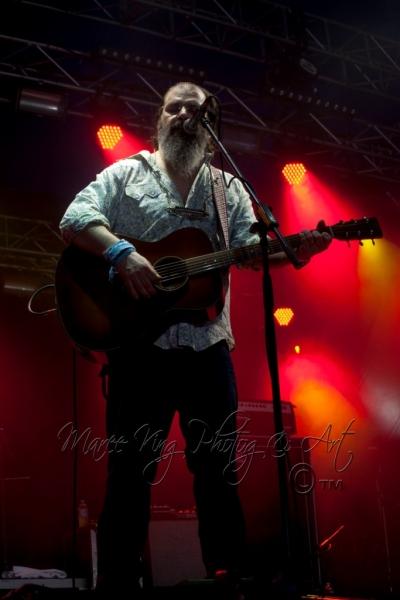 West Coast Blues & Roots 13 Apr 2014 - Steve Earle  by Maree King  (3)