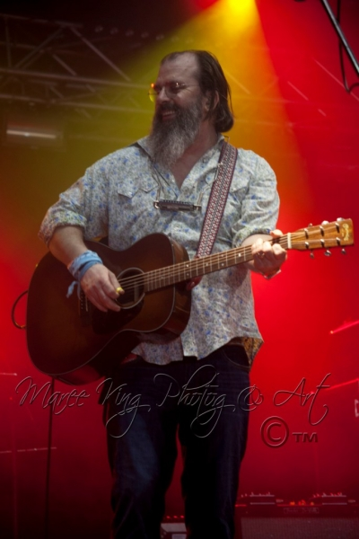 West Coast Blues & Roots 13 Apr 2014 - Steve Earle  by Maree King  (6)