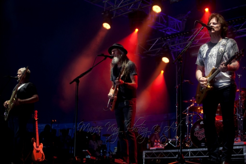 West Coast Blues & Roots 13 Apr 2014 - The Doobie Brothers by Maree King  (2)