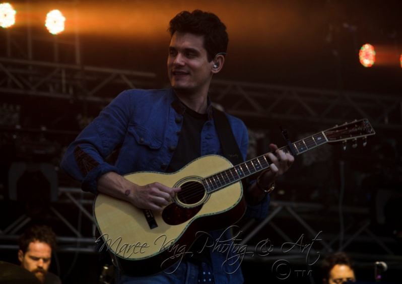 West Coast Blues & Roots 13 Apr 2014 - John Mayer by Maree King  (1)