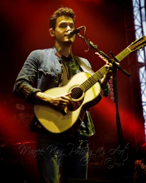 West Coast Blues & Roots 13 Apr 2014 - John Mayer by Maree King  (2)