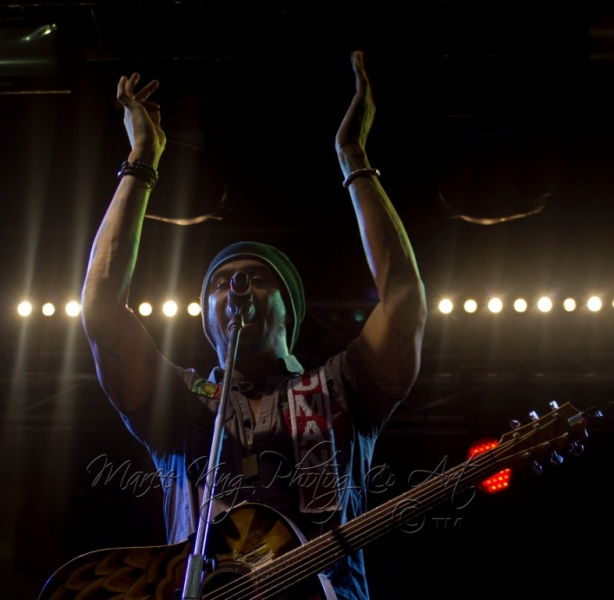 West Coast Blues & Roots 13 Apr 2014 - Michael Franti by Maree King  (1)