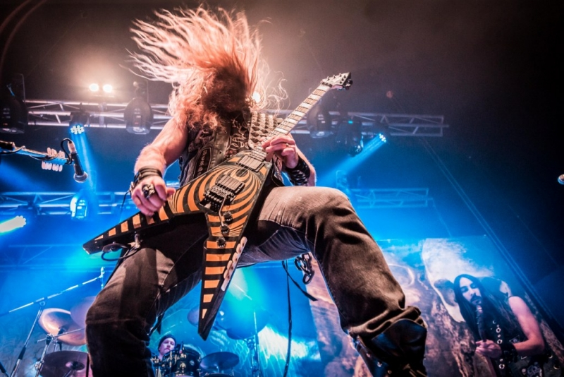 Zakk Wylde's Black Label Society Live Perth 25 Nov 2015 by Stuart McKay  (11)