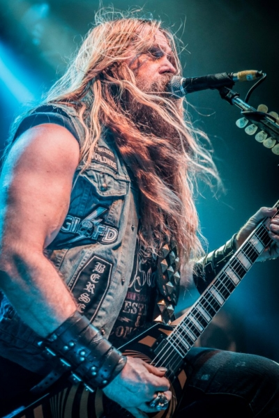Zakk Wylde's Black Label Society Live Perth 25 Nov 2015 by Stuart McKay  (13)