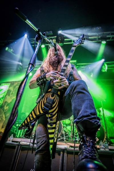 Zakk Wylde's Black Label Society Live Perth 25 Nov 2015 by Stuart McKay  (14)