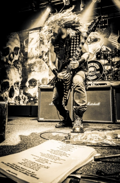 Zakk Wylde's Black Label Society Live Perth 25 Nov 2015 by Stuart McKay  (16)