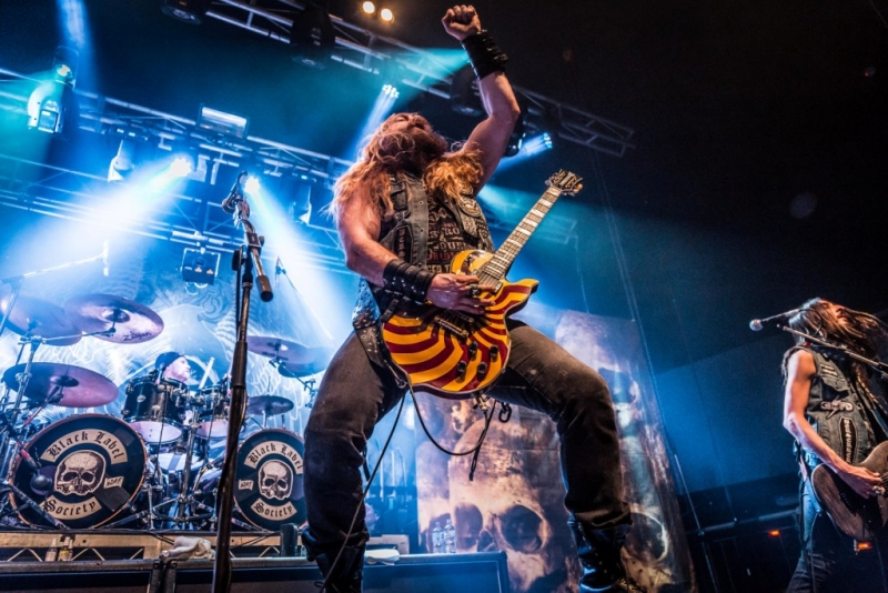 Zakk Wylde's Black Label Society Live Perth 25 Nov 2015 by Stuart McKay  (17)