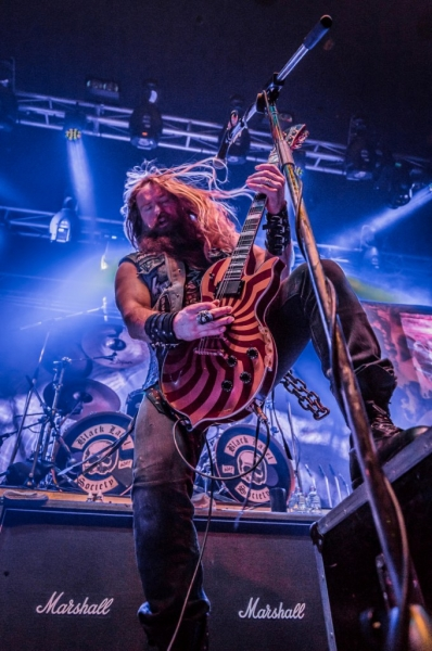 Zakk Wylde's Black Label Society Live Perth 25 Nov 2015 by Stuart McKay  (18)