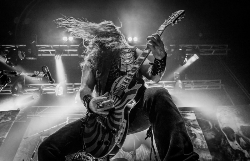 Zakk Wylde's Black Label Society Live Perth 25 Nov 2015 by Stuart McKay  (19)