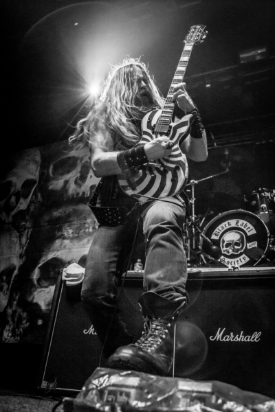 Zakk Wylde's Black Label Society Live Perth 25 Nov 2015 by Stuart McKay  (22)