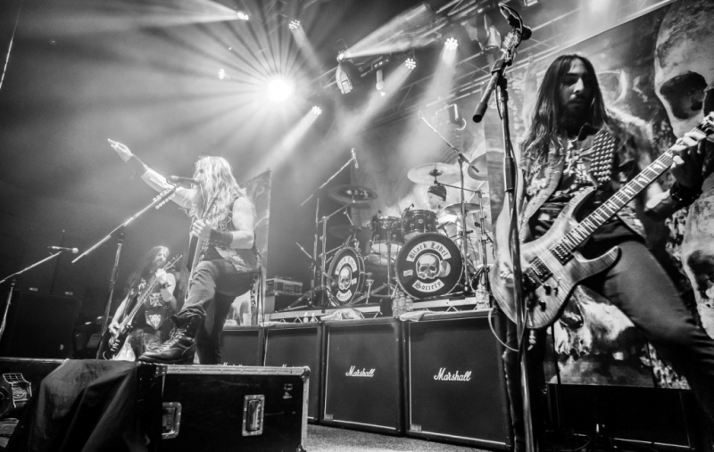 Zakk Wylde's Black Label Society Live Perth 25 Nov 2015 by Stuart McKay  (23)