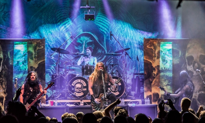 Zakk Wylde's Black Label Society Live Perth 25 Nov 2015 by Stuart McKay  (25)