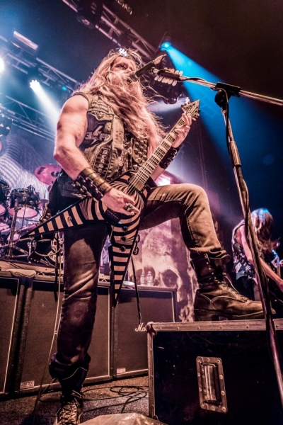 Zakk Wylde's Black Label Society Live Perth 25 Nov 2015 by Stuart McKay  (4)