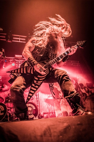 Zakk Wylde's Black Label Society Live Perth 25 Nov 2015 by Stuart McKay  (5)