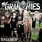 CD REVIEW: THE GRANNIES – Ballsier