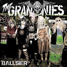 CD REVIEW: THE GRANNIES – Ballsier