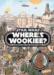 BOOK REVIEW: Star Wars: Where's the Wookiee? By Ulises Farinas