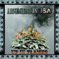 CD REVIEW: ARMAGEDDON USA – Up In Flames