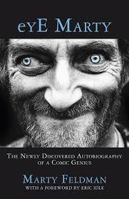 BOOK REVIEW: eyE Marty by Marty Feldman