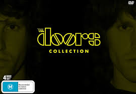 DVD REVIEW:THE DOORS COLLECTION [Box set]