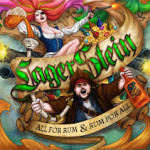 CD REVIEW: LAGERSTEIN – All For Rum & Rum For All