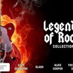 DVD REVIEW: LEGENDS OF ROCK COLLECTION [Box set]