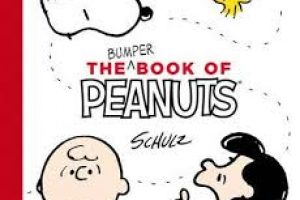 BOOK REVIEW: The Bumper Book of Peanuts by Charles M Schulz