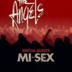 THE ANGELS ANNOUNCE 2016 HARDWIRED TOUR WITH SPECIAL GUESTS MI-SEX