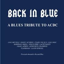 CD REVIEW: BACK IN BLUE – A Blues Tribute To AC/DC