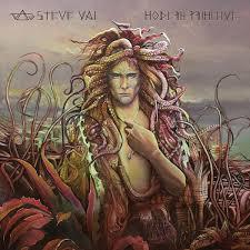 CD REVIEW: STEVE VAI – Modern Primitive