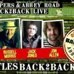 LIVE: BEATLES BACK2BACK – Sgt Peppers & Abbey Road, Perth, 2 Sep, 2016