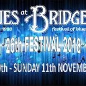 BLUES AT BRIDGETOWN 2018 – THIRD ARTIST ANNOUNCEMENT